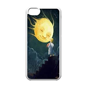 High quality angels Pattern Hard Shell Cell Phone Case for For iphone Case 5C FKGZ422209