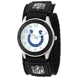 Game Time Youth NFL Rookie Black Watch - Indianapolis Colts