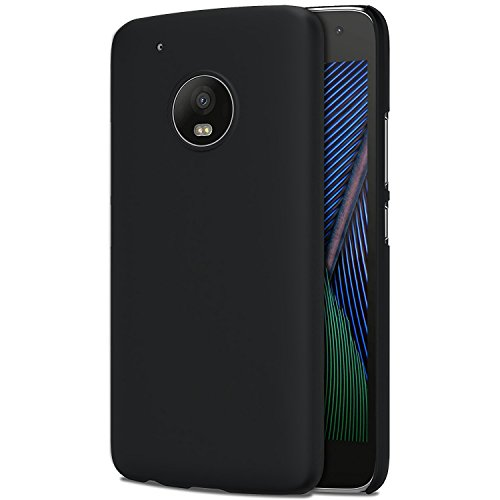 MTT Slim Fit Premium PC Hard Back Case Cover for Moto G5 Plus