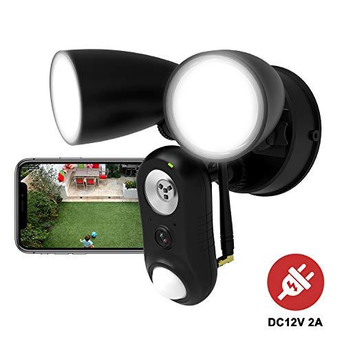 🥇 Cámara de proyector para exteriores con cable 1080P HD