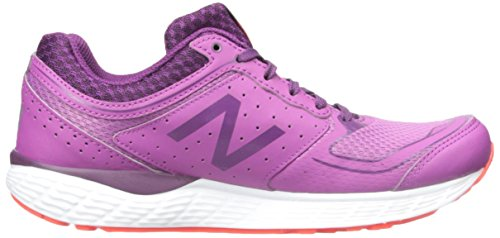 New Balance Damen Fitness Running Amortiguación Neutral Sport & Outdoorschuhe Purple/Grey