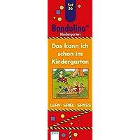 Das kann ich schon im Kindergarten: Bandolino Set 56