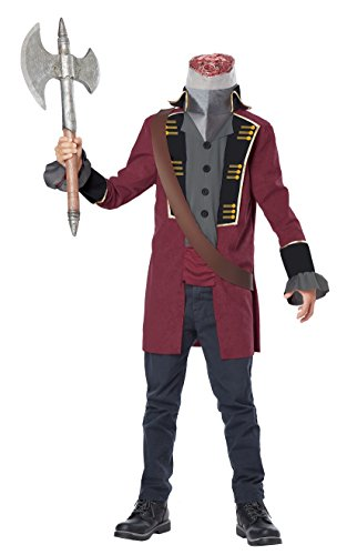 California Costumes Sleepy Hollow Headless Horseman Child Costume, X-Large (Halloween Costume Headless)
