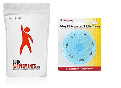 Amazon.com: BulkSupplements puro coenzima Q10 (COQ10) en polvo (10 ...