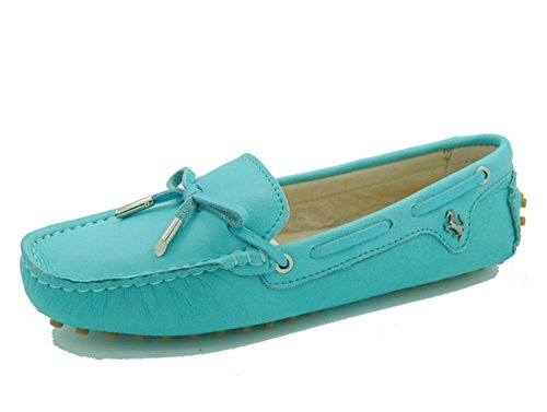 Minitoo Mujer Sandalias Blu (Turchese)