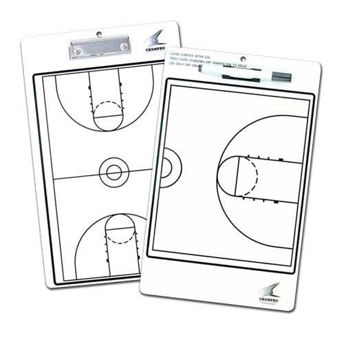 Champro Basketball Coaches Board (White)