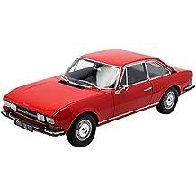Peugeot 504 Coupé rot 1971 Norev 1:18