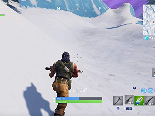 Journey Through The Snow