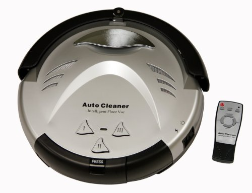 Robotic Intelligent Automatic Vacuum Cleaner PRO by Generic
