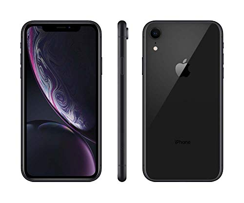 Apple iPhone XR, 64GB, Black - For T-Mobile (Renewed)
