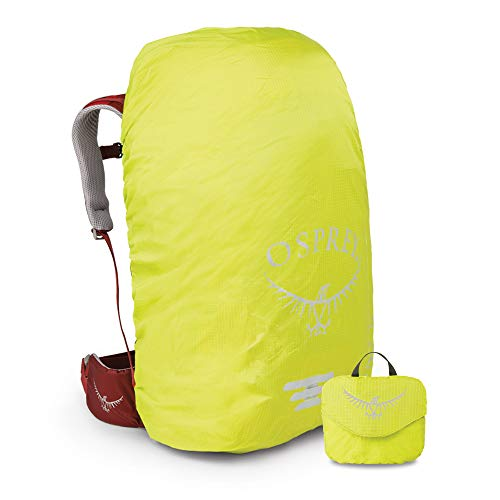 Osprey Hi-Visibility Raincover, Electric Lime, X-Small ()