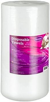 Disposable /& Absorbent  Towels 270mn Hairdressing Towel Rolls 1,8kg