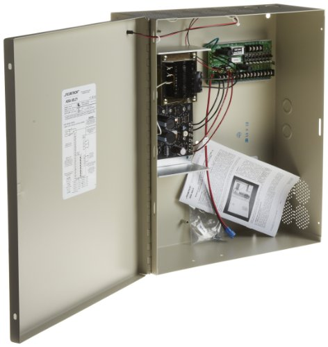 Securitron BPS-24-4 Boxed Power Supply, 24V DC, 6 - Monitor Supply Securitron Power