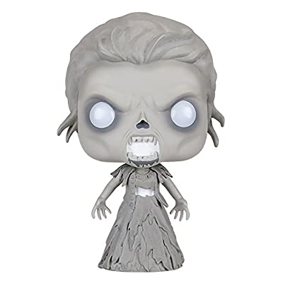 Funko POP Movies: Ghostbusters 2016 Gertrude Eldridge Action Figure: Funko Pop Movies:: Toys & Games