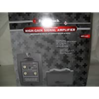 Radioshack Antenna-mounted High-gain Signal Amplifier 15-321upc#040293157319