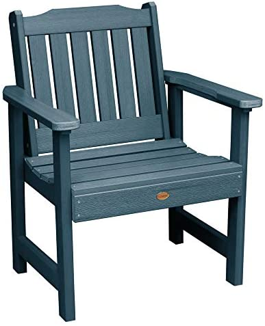 highwood AD-CHGL1-NBE Lehigh Garden Chair, Nantucket Blue