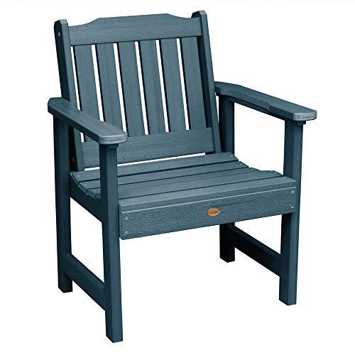 highwood AD-CHGL1-NBE Lehigh Garden Chair, Nantucket Blue