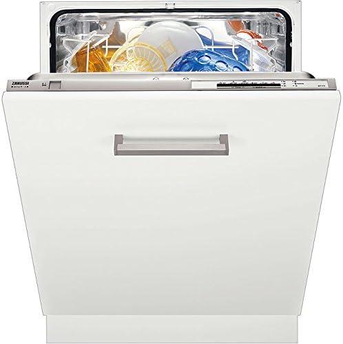 Zanussi ZDT 313 lavavajilla Totalmente integrado 12 cubiertos A ...