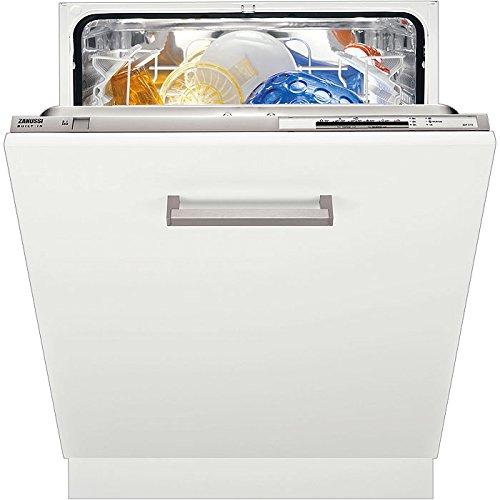 Zanussi ZDT 313 lavavajilla Totalmente integrado 12 ...