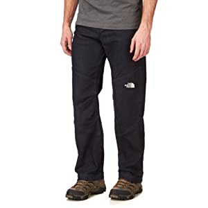 The North Face Bat Hang Denim - Pantalones para hombre, talla