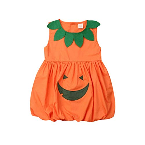 18 Month Old Pumpkin Costumes - Kids Baby Halloween Costume Boy Girl