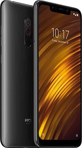 Poco by Xiaomi F1 Graphite Black, 6 GB RAM, 128 GB Storage