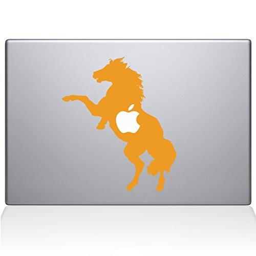 新しいブランド The Decal Vinyl Guru 0158-MAC-15X-SY Bucking Horse Horse Yellow Vinyl Sticker 15 Macbook Pro (2016 & newer) Yellow [並行輸入品] B07895YWDP, 鳥栖市:ff7bf582 --- a0267596.xsph.ru