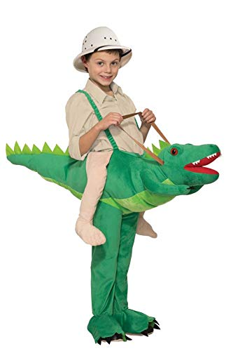 383e339886e Amazon.com  Forum Novelties Child s Ride-A-Alligator Costume
