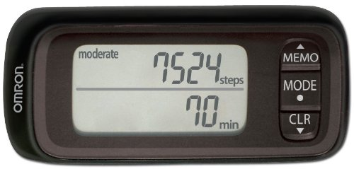 Omron HJ-303 Pocket Pedometer (Pedometer Walking Omron For)