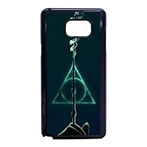 Samsung Galaxy Note 5 Cell Phone Case Black Harry Potter KG4503143