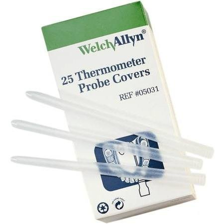 Probe Cover, For All Welch Allyn Thermometry Except Ear Thermomoters, 1000 ea by Welch Allyn