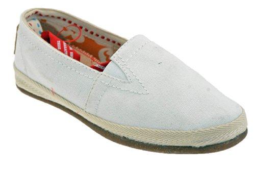 Sportive L500 Donna joo Scarpe Basse Bianco Slip On O aSxpq