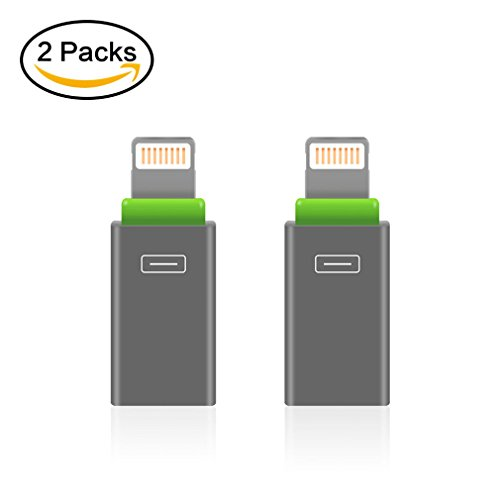 Phifo [ Pack of 2 ] new high speed micro usb lightning co...