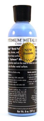 Optimum Metal Polish 8oz