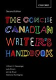 The Concise Canadian Writer's Handbook