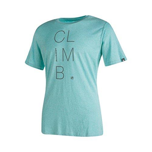 時間とともにモック旋律的Mammut Massone T-Shirt air melange XL