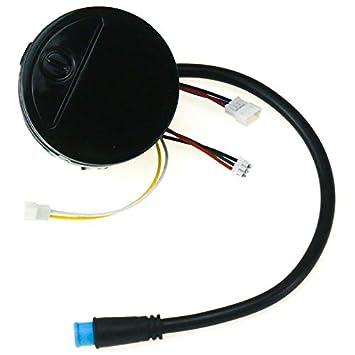XZANTE Piezas de Scooter Eléctrico Panel de Interruptores de ...