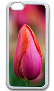 Beautiful Flower Native Design Case for iPhone 6 TPU White by Cases & Mousepads