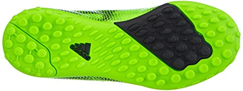 Adidas F10TF Junior Football Boots Green Size: 10.5k