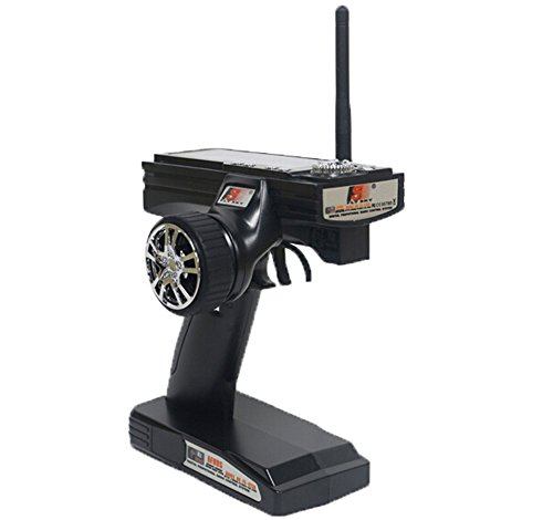 FLYSKY RC 3 CH Transmitter TX FS-GT3B For CAR Boat 2.4Ghz 2.4g w/ Receiver (3 Receiver Channel)