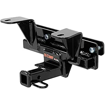 CURT 113543 Class 1 Trailer Hitch with Ball Mount 1-1//4-Inch Receiver  for Select Volkswagen Beetle