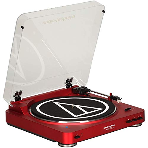 Audio-Technica AT-LP60RD-BT Fully Automatic