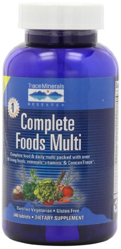 Trace Minerals Research Complete Tablets