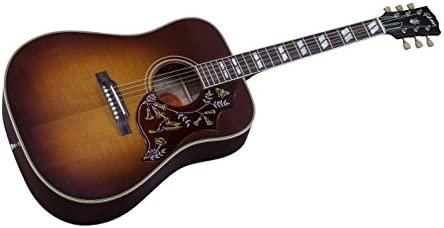 Gibson Acoustic Hummingbird Vintage - Guitarra acústica: Amazon.es ...