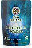 Earth Circle Organics – Certified Organic Chlorella Superfood Powder Supplement, Non-Gmo Verified, Kosher, Cold Pressed, Vegan, High in Protein, Fiber & Amino Acids – 4oz Review