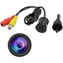 EconoLed Color CMOS CCD Flush Mount Waterproof Truck Car Reverse Backup Rear View Camera
