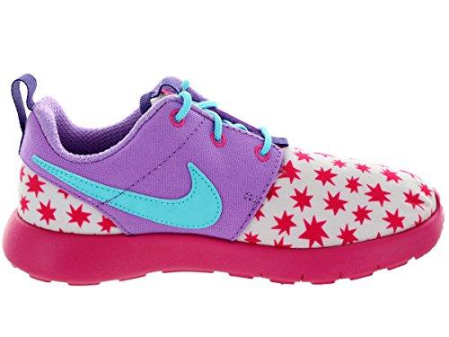 best service a07b0 11099 ... Nike Roshe One Print (Ps), Zapatillas de Deporte para Niñas Rosa   Azul