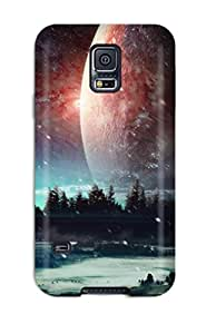 For Universe Scenery Protective Case Cover Skin/galaxy S5 Case Cover