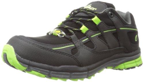 Sneakers Da Uomo In Acciaio Nautilus Nero / Lime