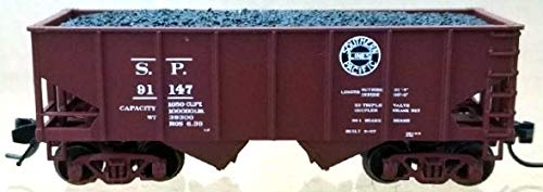 Bluford Shops BLU60471 N Scale Southern Pacific USRA 2-Bay Hopper Car